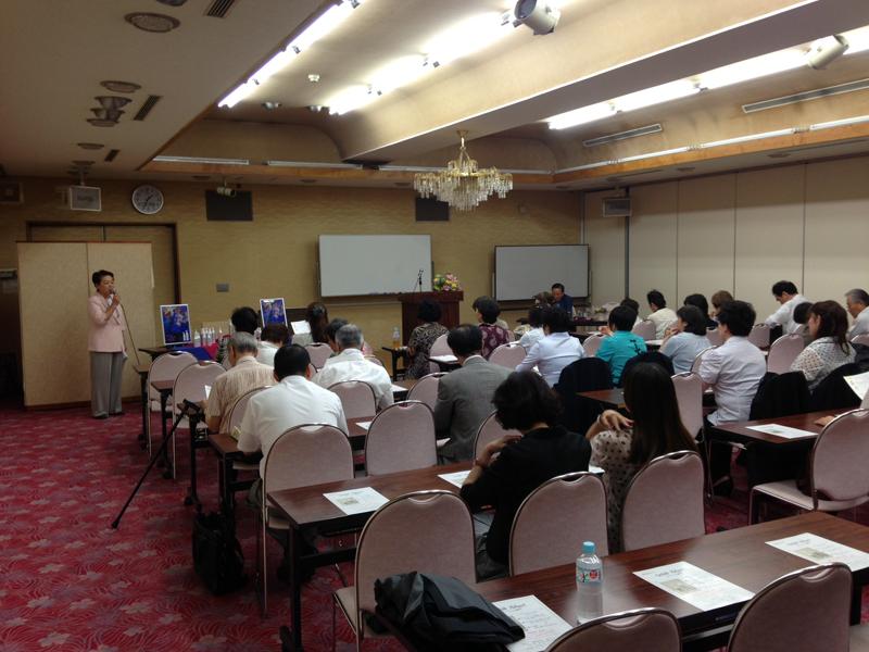 澤田先生講演会