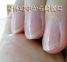 プロテオグリカン、マザーソルトで爪の悩みを解決